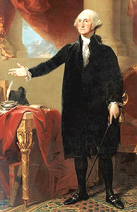 جورج واشنطن-مؤسس الولايات المتحدة الامريكية